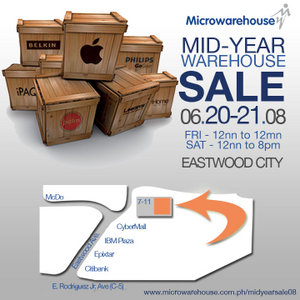 Microwarehouse Mid Year Sale