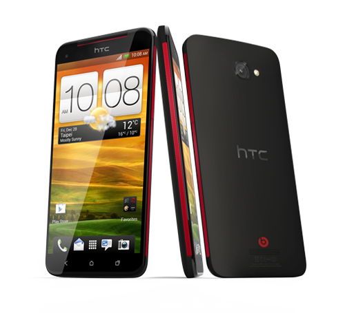 HTC Butterfly photo