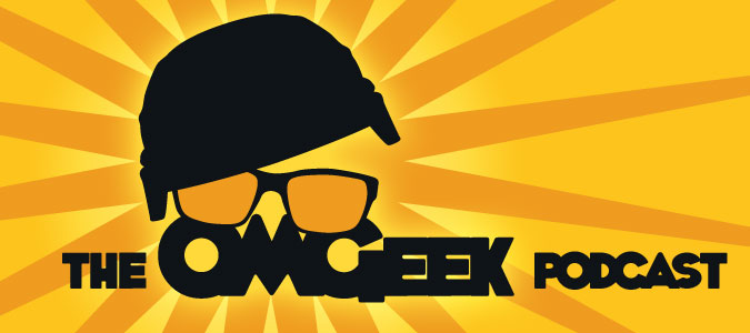 omgeek podcast header