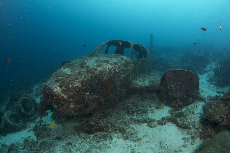 planewreck